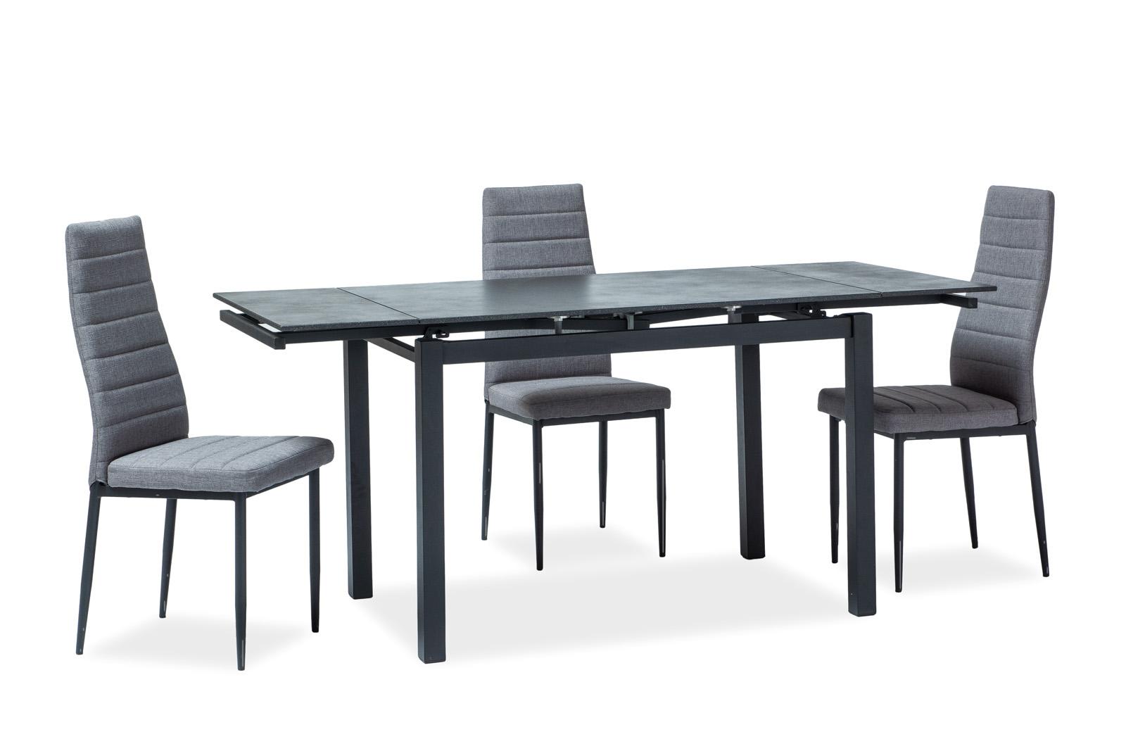 стальной кухонный стол