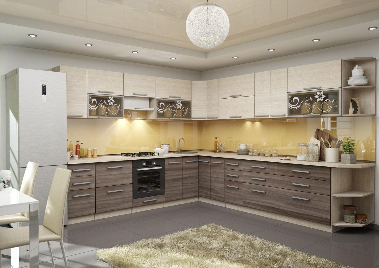 кухонный гарнитур свободный стиль