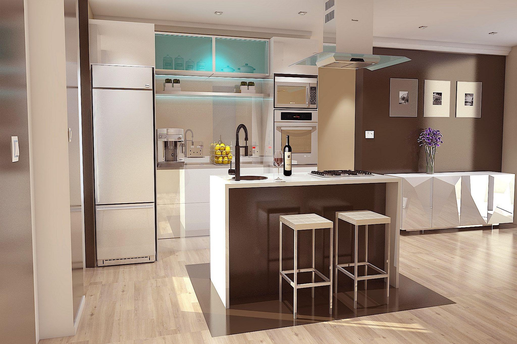 мебель кухни стиль